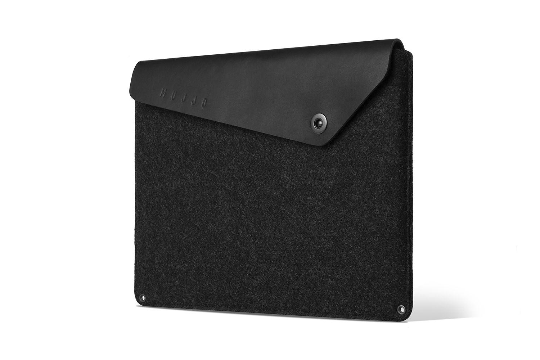 Mujjo Sleeve 15 inch MacBook Pro Retina Black