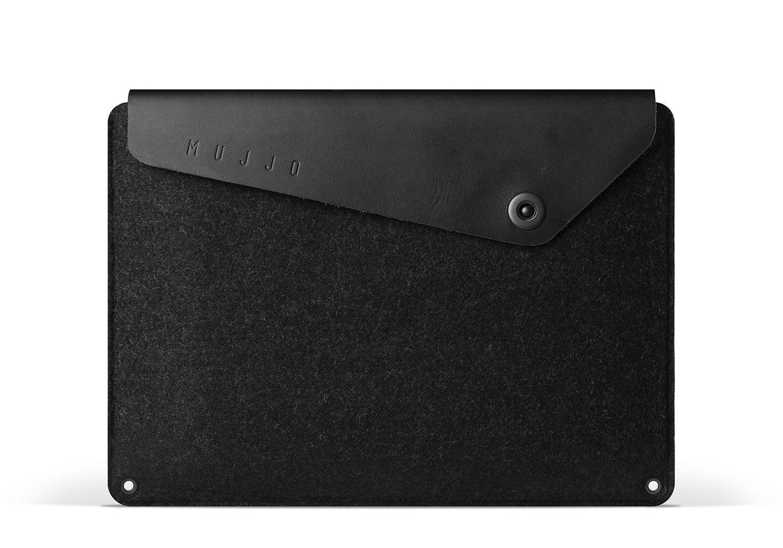 Mujjo Sleeve 12 inch MacBook Black