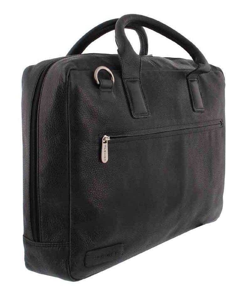 Plevier Business Laptoptas 485 Zwart 17 inch