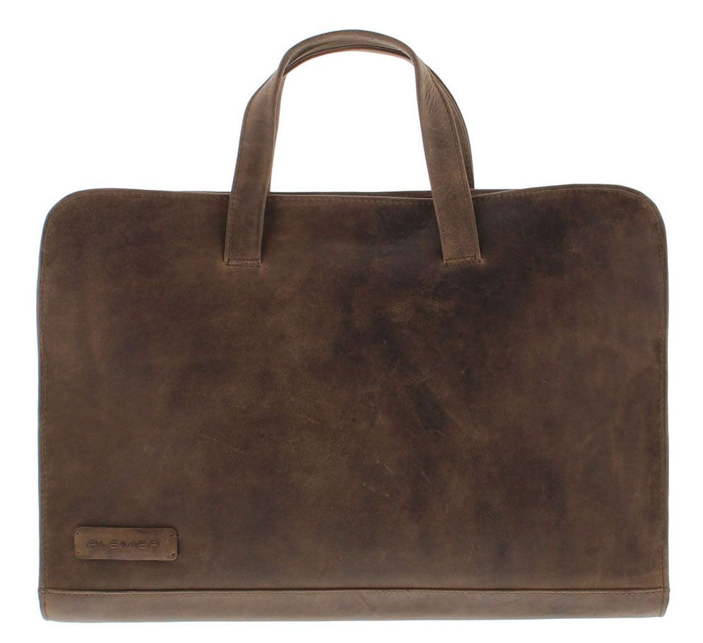 Laptoptas Plevier Pure Laptop Sleeve Taupe 15 inch