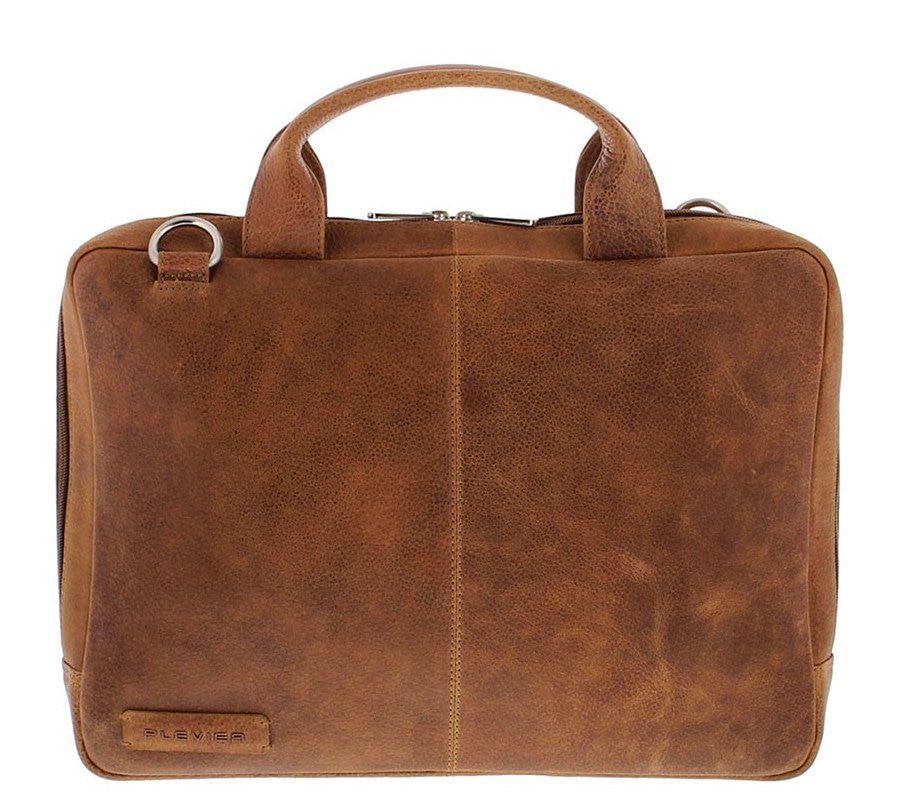 Laptoptas Plevier Urban Laptoptas / Sleeve 480 Cognac 14 inch