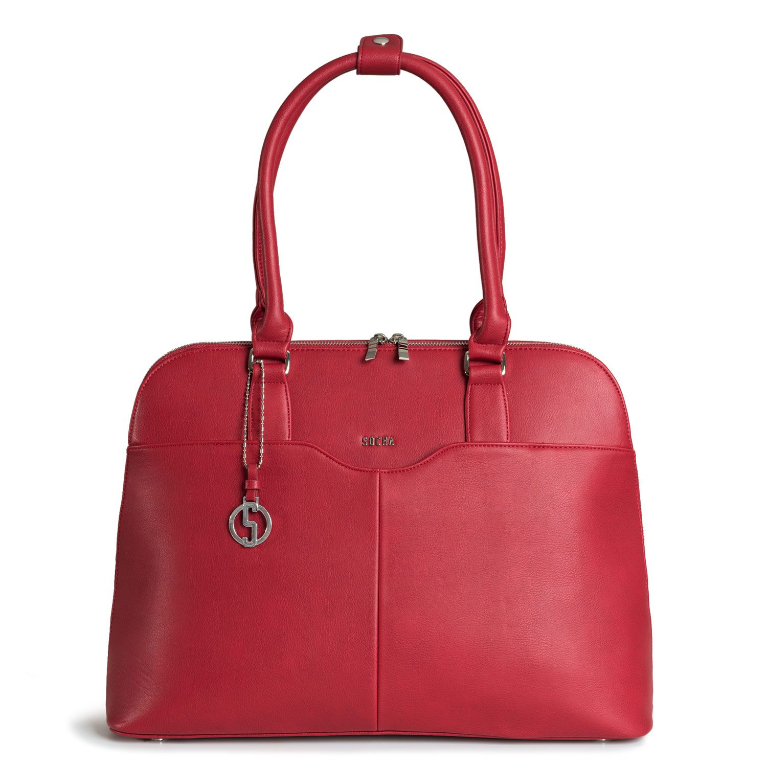 Laptoptas SOCHA Businessbag Couture Rouge 14-15.6 inch