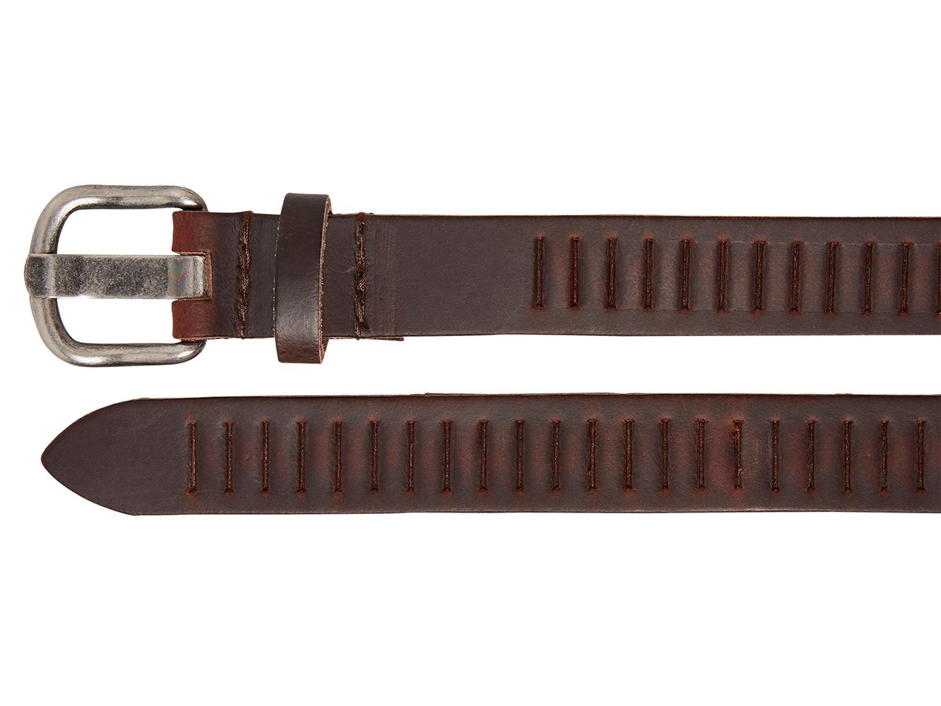Timbelt 426 Leren Casual - Jeans Riem 95/3 cm Bruin