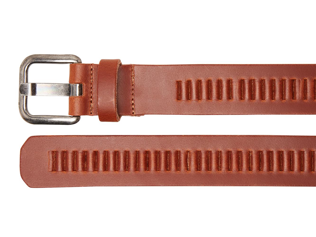 Timbelt 427 Leren Casual - Jeans Riem 105/4 cm Cognac