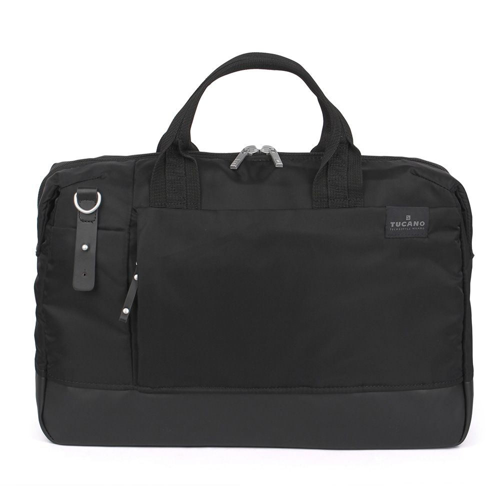 Laptop en iPad tas Tucano Agio Business Bag 15.6 inch Black