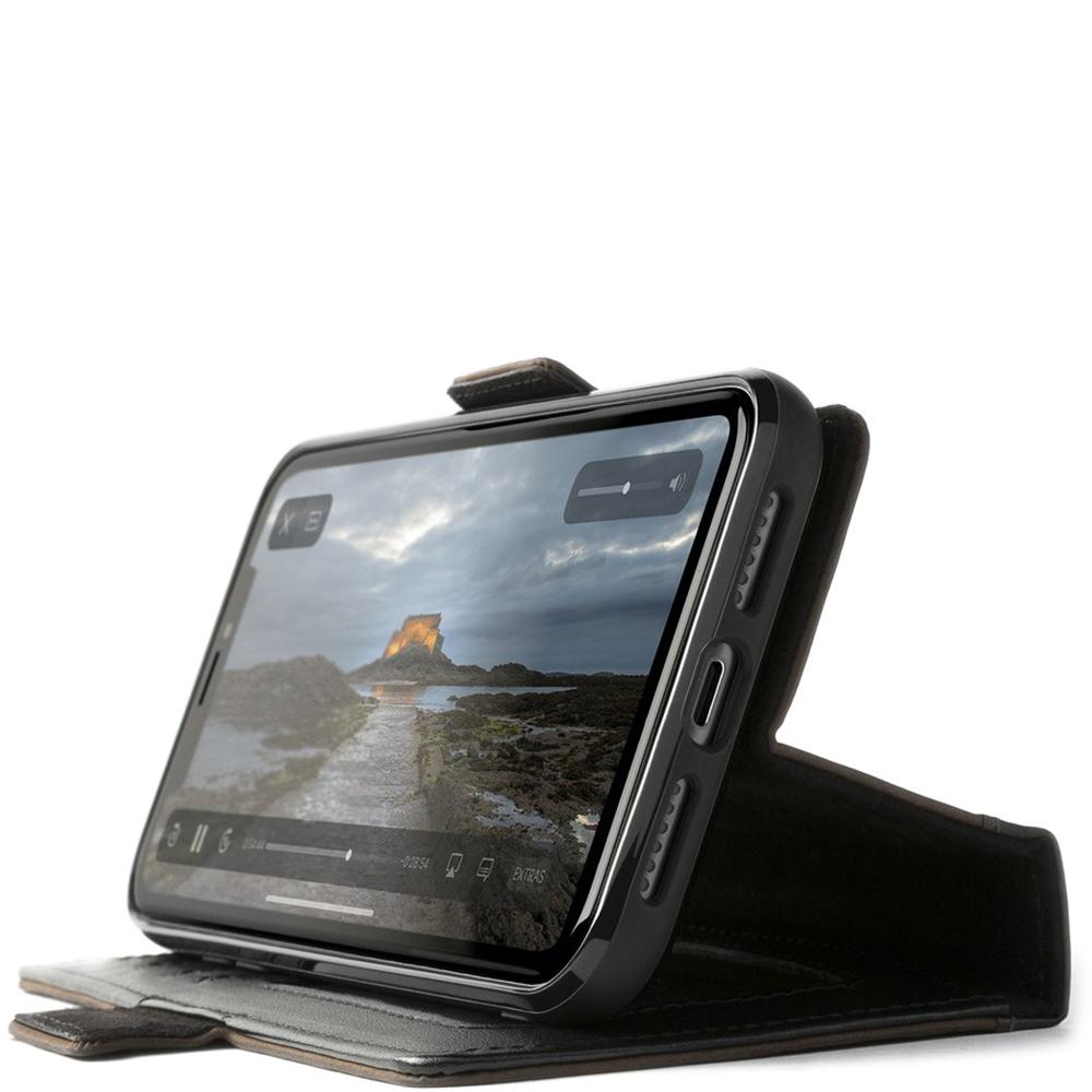 Twelve South BookBook iPhone 11 Pro Case Wallet Zwart