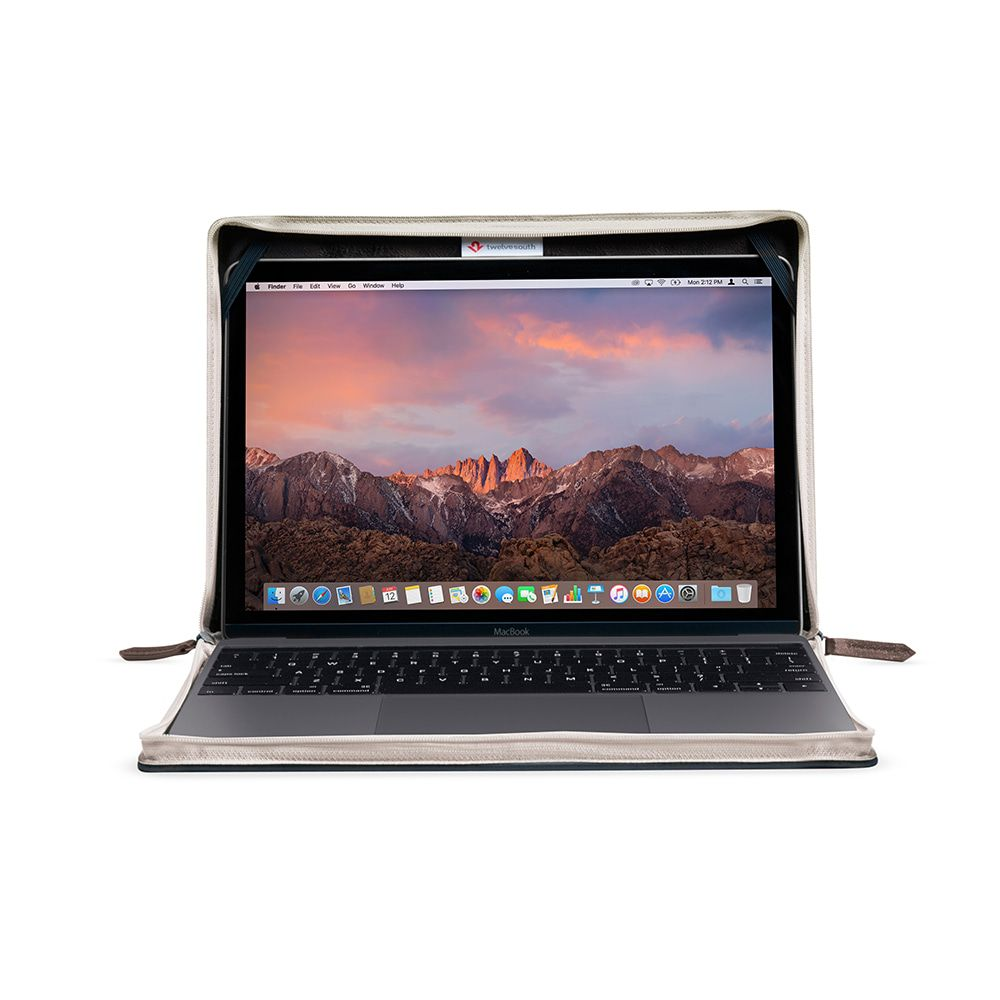Laptophoes Twelve South BookBook V2 MacBook 12 inch 2016