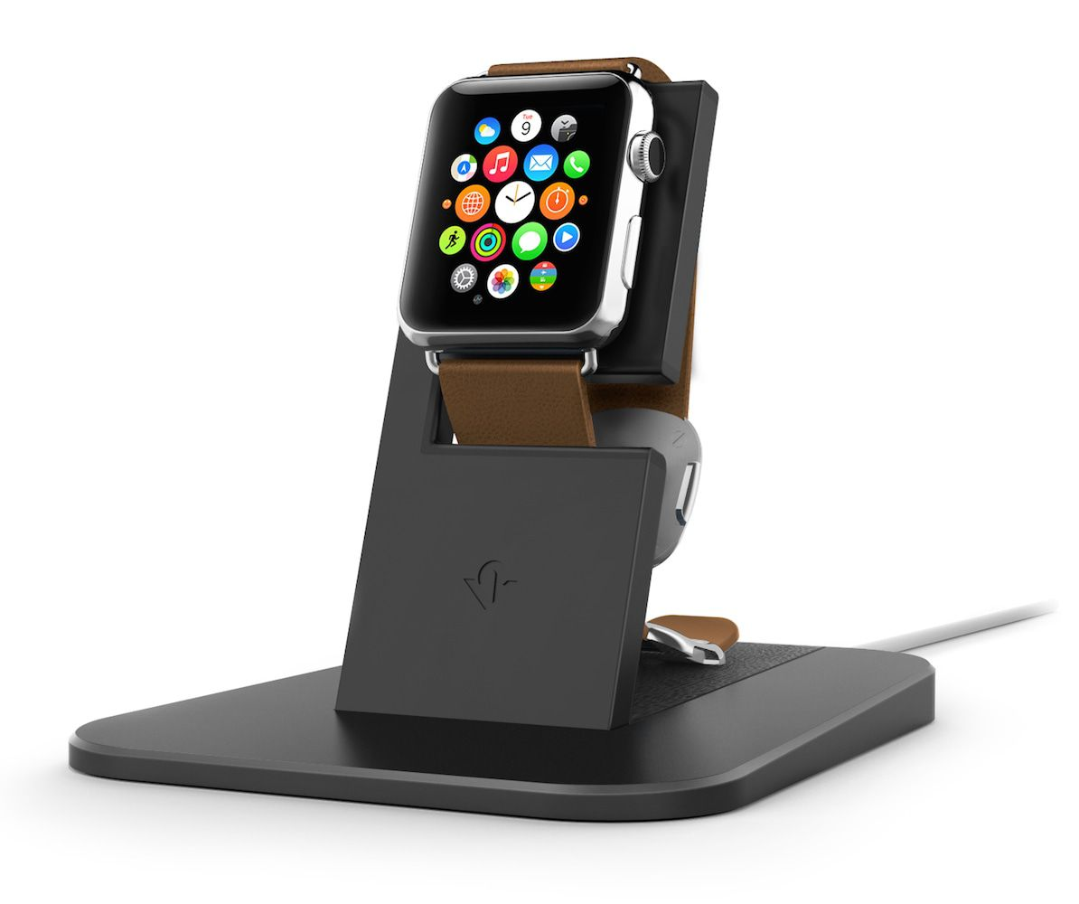 Twelve South HiRise for Apple Watch Black