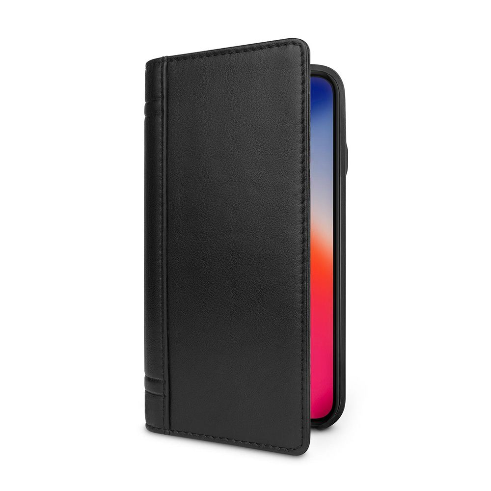 Twelve South Journal for iPhone X - XS Black