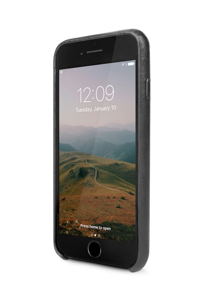 Twelve South Relaxed Leather Case iPhone 8/7 Black