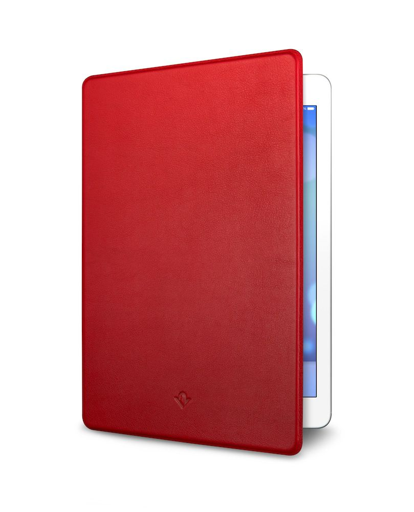 iPad hoes Twelve South SurfacePad iPad 2017 - iPad Air Red