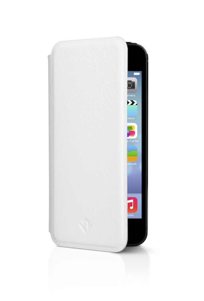 iPhone hoesje Twelve South SurfacePad iPhone 5/5S/5C/SE White