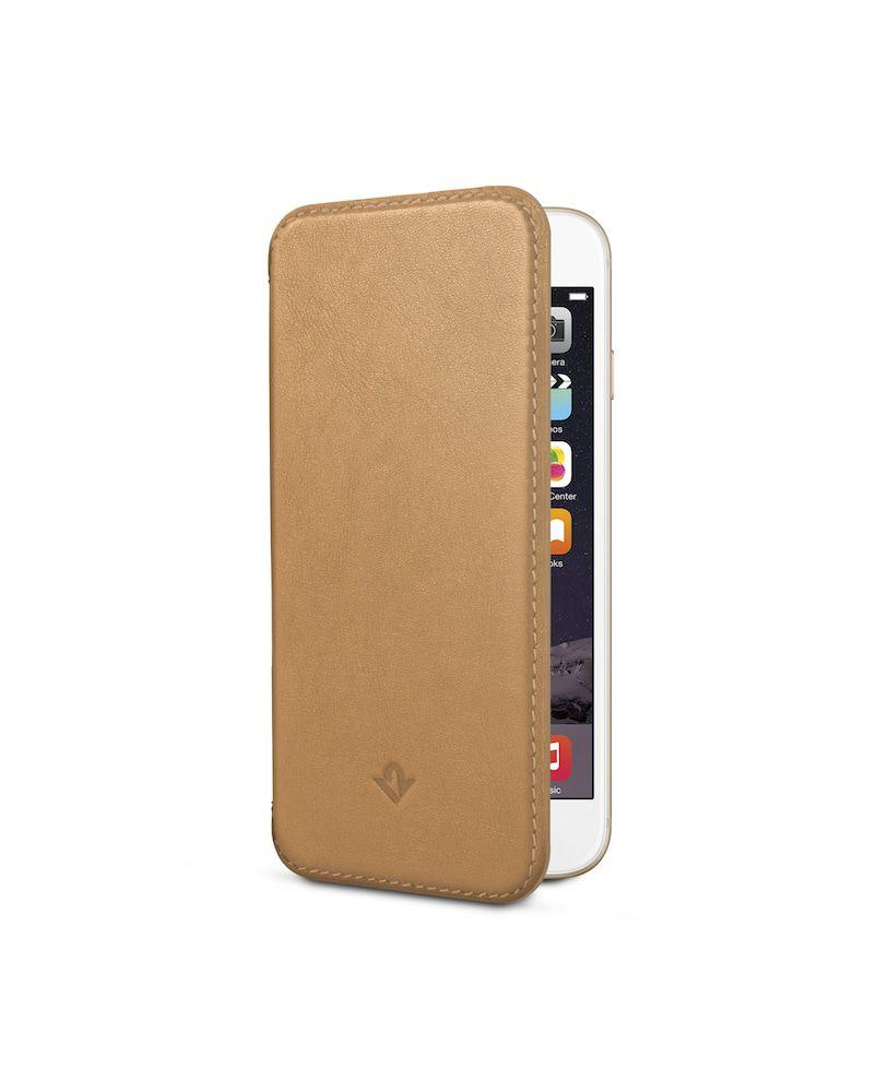 iPhone hoesje Twelve South SurfacePad iPhone 8 Plus 7 Plus Camel