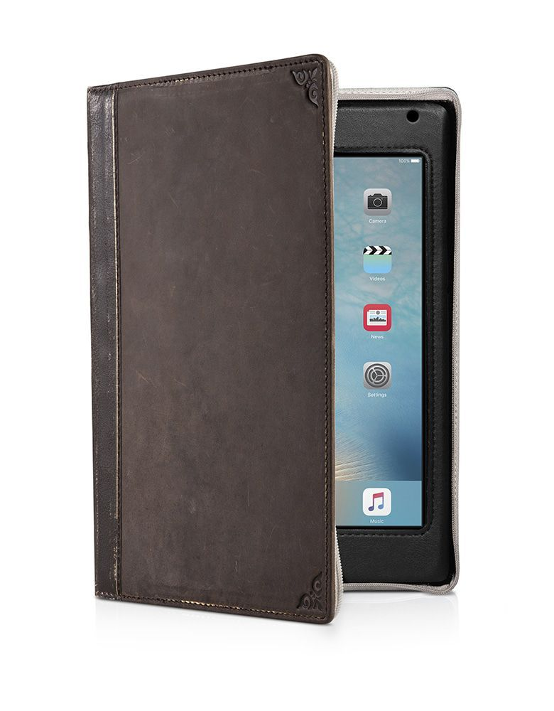 iPad case Twelve South BookBook iPad Mini 1/2/3/4 Case Vintage Brown