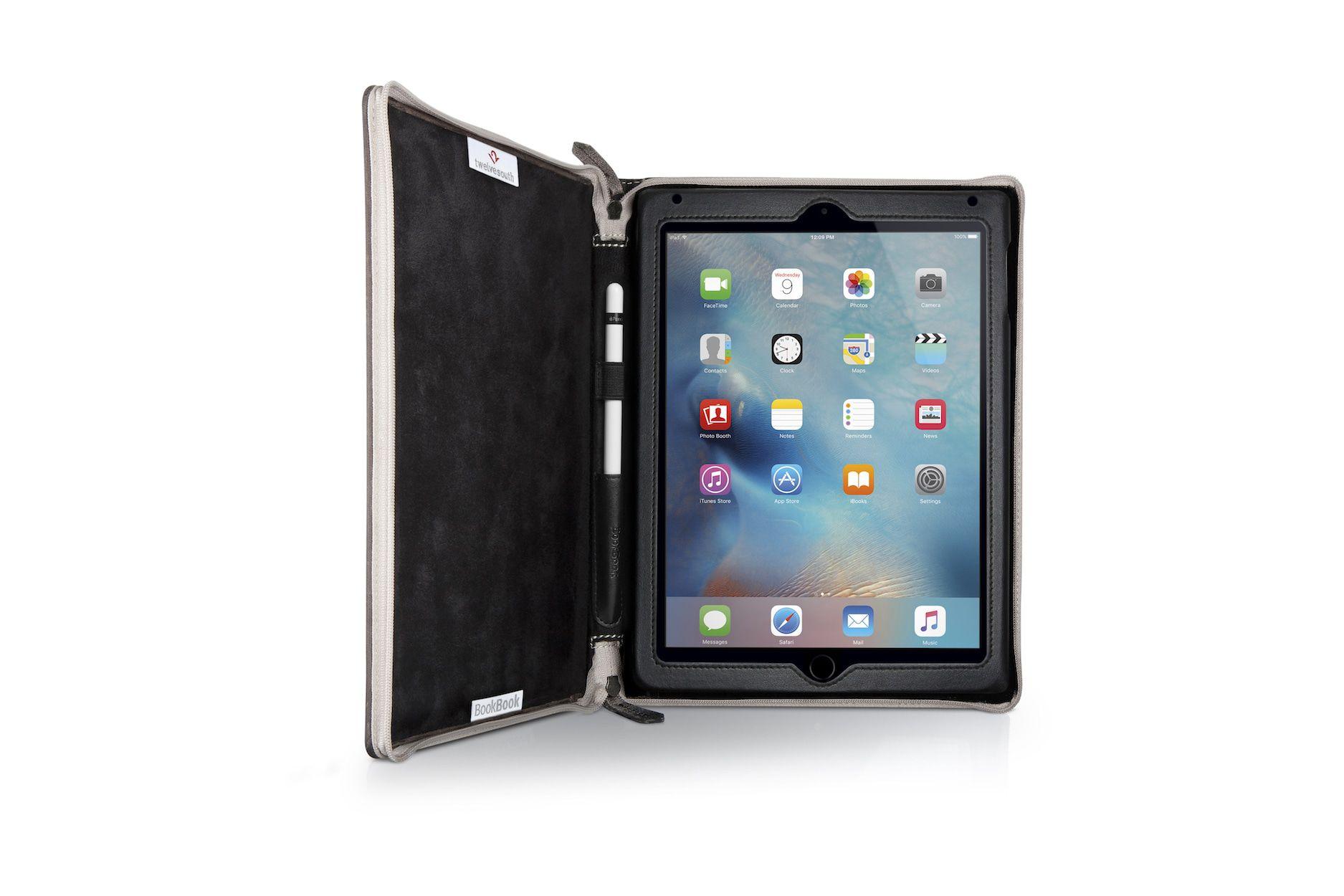 Twelve South BookBook iPad Pro 10.5 - Air 10.5 Case Brown