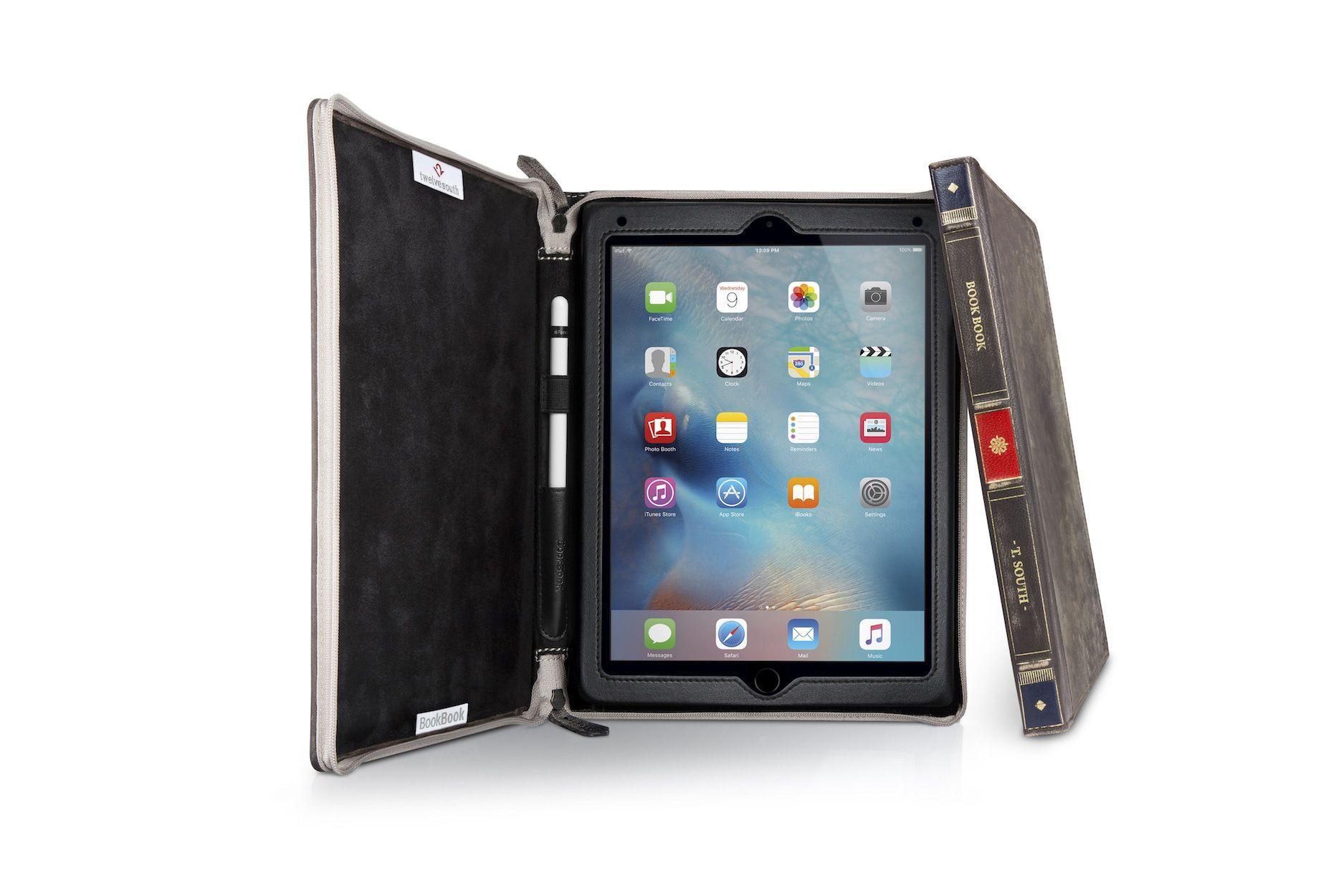 Twelve South BookBook iPad Pro 10.5 Case Brown