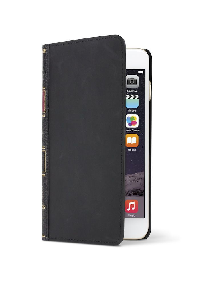 Twelve South BookBook iPhone 8/7 Case Wallet Black