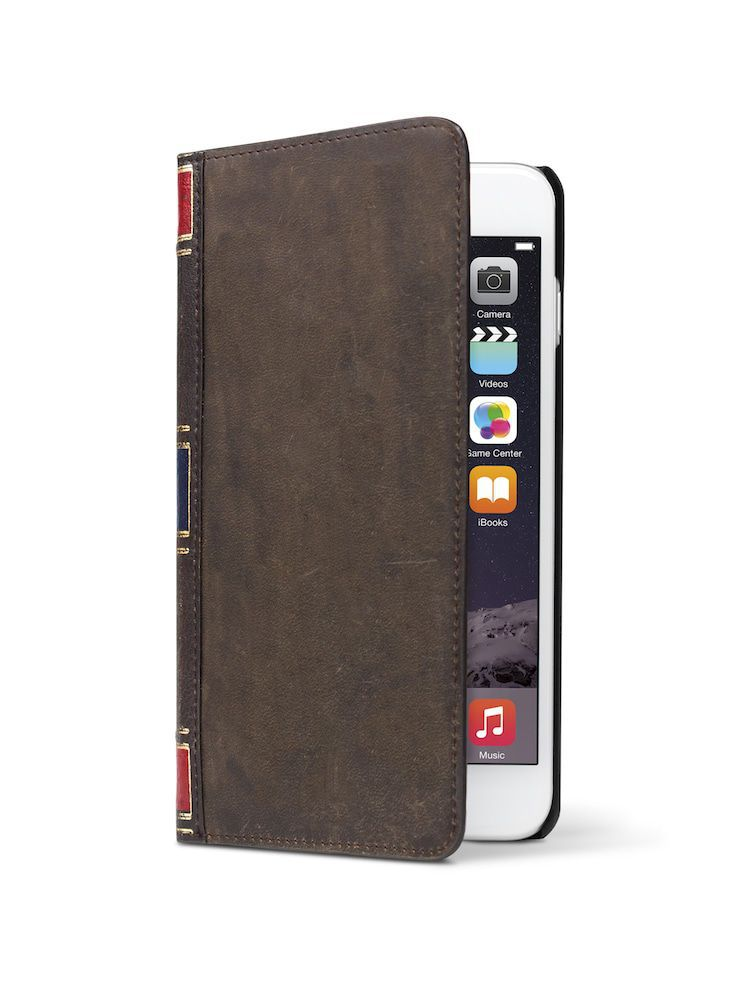 Twelve South BookBook iPhone 8/7 Case Wallet Brown