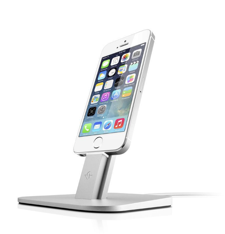 Twelve South HiRise for iPhone & iPad Mini Silver